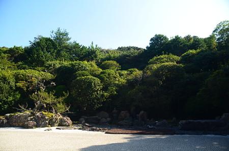 金地院・鶴亀の庭園