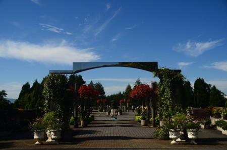 宇治市植物公園・フラワーブリッジ