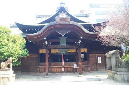 菅大臣神社本殿