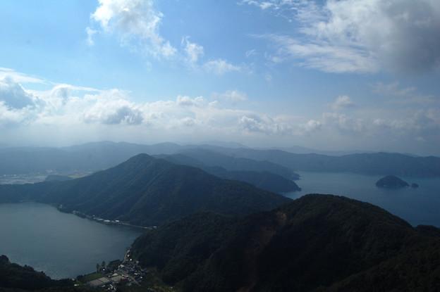 Photos: 三方五湖と若狭湾