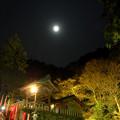 月と石世観音