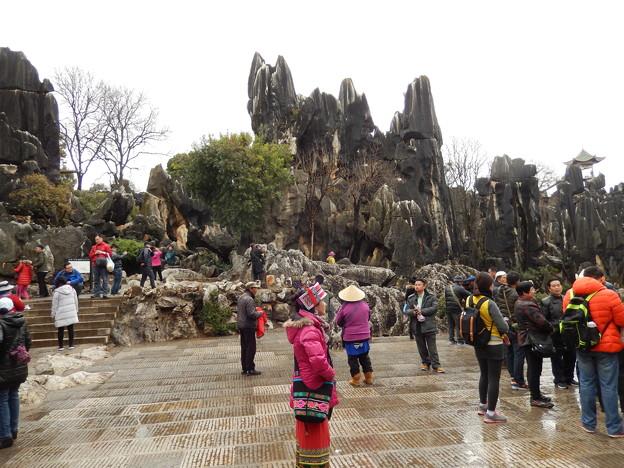 雲南省 世界遺産 石林 #1