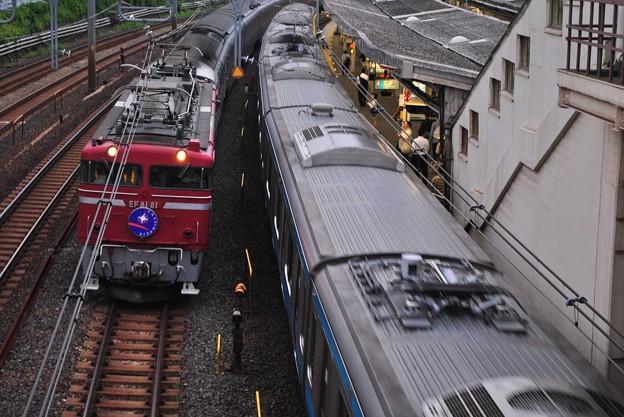 代走機関車のカシオペア~2014年