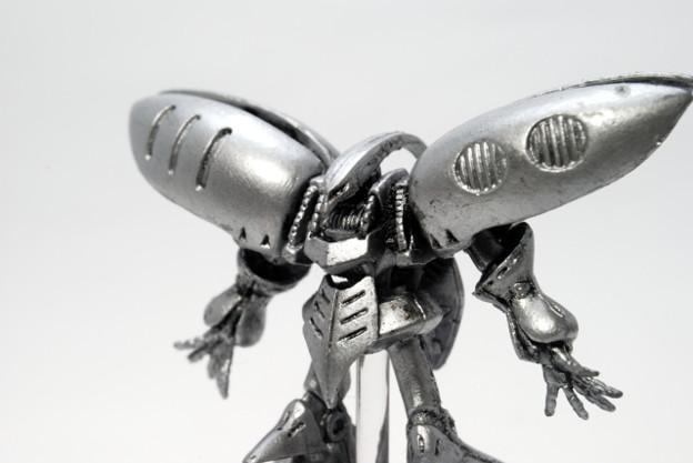 BANDAI_GUNDAMミニフィギュアセレクション4 AMX-004 QUBELEY_005