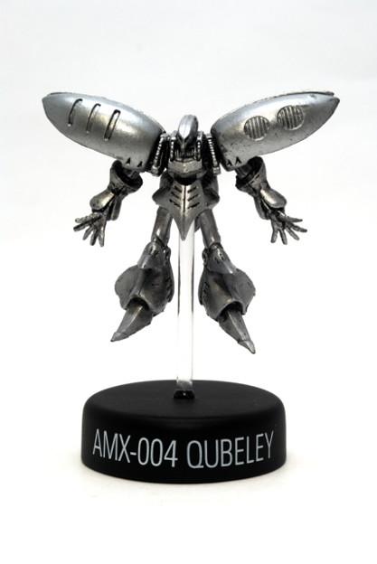 BANDAI_GUNDAMミニフィギュアセレクション4 AMX-004 QUBELEY_001