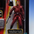 Photos: Hasbro_STAR WARS EPISODE I comm tech Naboo Royal Guard with BLASTER PISTOL and HELMET_002