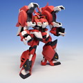 Photos: 電撃ホビーマガジン付録_スーパーロボット大戦オリジナルコレクションフィギュアX PTX-003 GESPENST Mk-III ALTEISEN_004