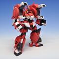 写真: 電撃ホビーマガジン付録_スーパーロボット大戦オリジナルコレクションフィギュアX PTX-003 GESPENST Mk-III ALTEISEN_004