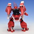 写真: 電撃ホビーマガジン付録_スーパーロボット大戦オリジナルコレクションフィギュアX PTX-003 GESPENST Mk-III ALTEISEN_002