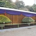 Photos: 上屋と大作り花壇