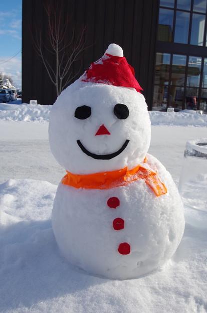 雪だるま ~東川