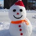 Photos: 雪だるま ~東川