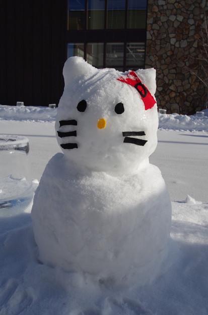 雪だるま キャラクター 1