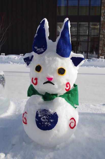 雪だるま キャラクター 4