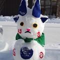 Photos: 雪だるま キャラクター 4