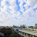 東京メトロ 6000系 とうろこ雲