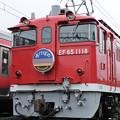 Photos: EF65型 電気機関車 あけぼの ヘッドマーク