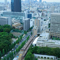 Photos: 東京メトロ丸の内線を見下ろす