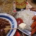 写真: 晩飯にはちと早いから軽くホピって帰るべ(`∇´ゞ