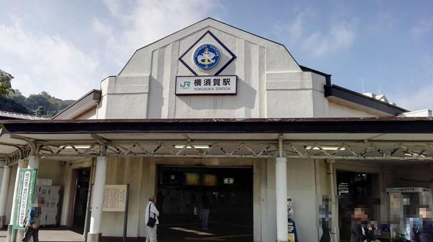 02_横須賀駅