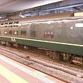 JR西日本:オハネ25形520番台(オハネ25 522)