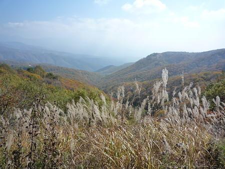 車山高原ビーナスラインからの眺め
