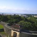 Photos: 首里城から那覇市内を望む