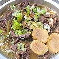 Photos: 肉豆腐…