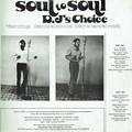 soul to soul D.J's Choice(JA)6