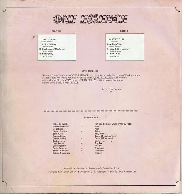 ONE ESSENCE6