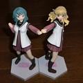Photos: ゆるゆり♪♪ ハイグレードフィギュア 向日葵&櫻子