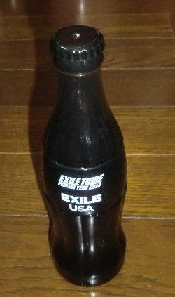 Coca・Cola zero EXILE BOTTLE CUP