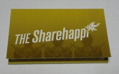 ポッキー&プリッツの日 セブンイレブン限定 THE Sharehappi オリジナルふせん