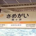 Photos: 醒ケ井駅 Samegai Sta.