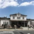 写真: 日光駅