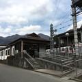写真: 新藤原駅