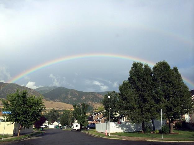 Double Rainbow~~~♪♪♪
