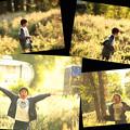 Photos: 光の中を駆ける少年~☆