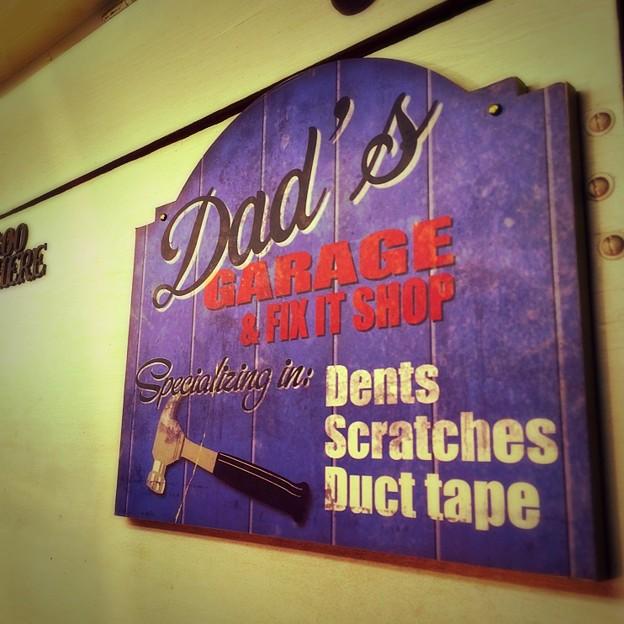 Dad's GARAGE