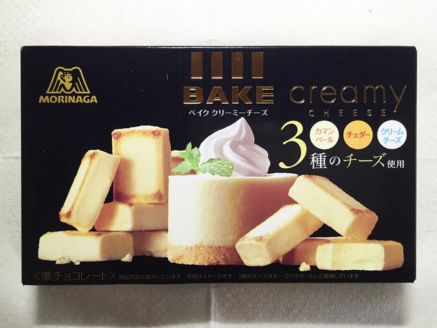 20151114-01『森永』のチョコ菓子「ベイク クリーミーチーズ」01