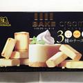Photos: 20151114-01『森永』のチョコ菓子「ベイク クリーミーチーズ」01