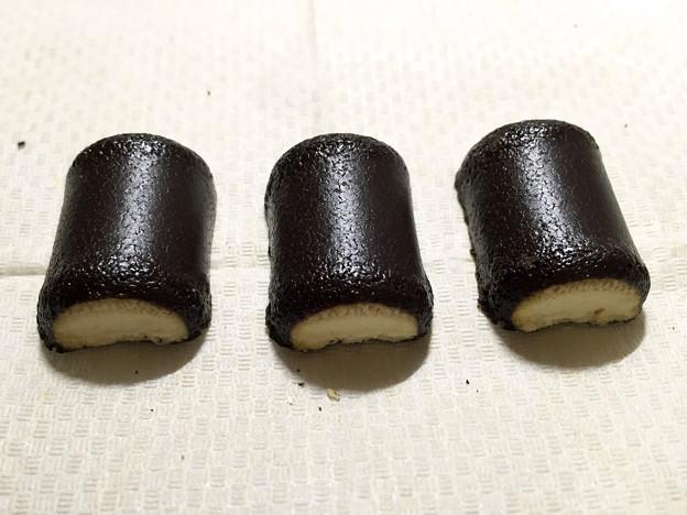 20150630-01『森永』の「焼きチョコ[ベイク]クッキー&クリーム味」04
