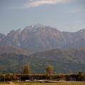 Photos: 剱岳と北陸自動車道