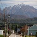 Photos: 道は剱岳に続く