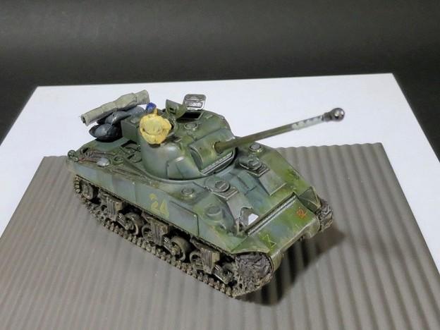 06 Sherman 1C Firefly  1;48 (Tamiya)