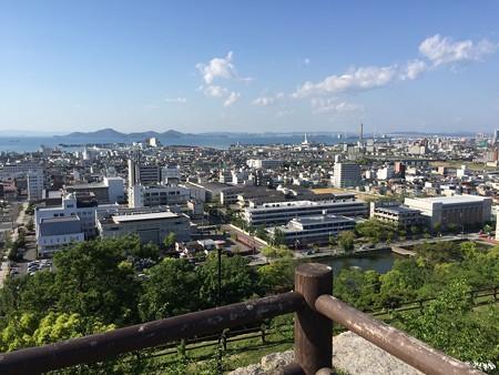 20160518丸亀城4