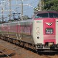 Photos: 381系クハ381-142 L特急やくも8号