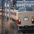 Photos: 485系ニイT18編成 快速フェアーウェイ号