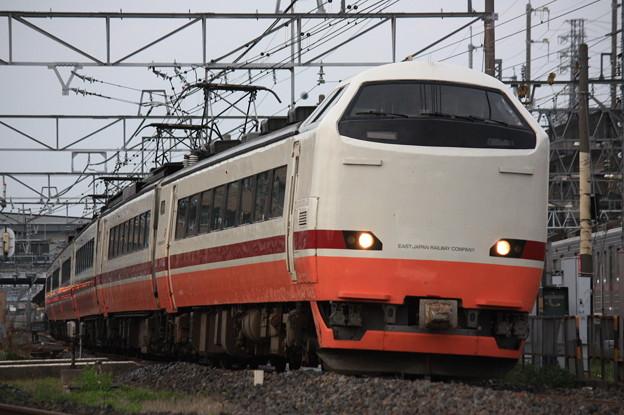 485系ヤマG58編成 特急日光8号