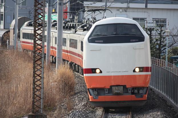 485系ヤマG58編成 特急日光1号